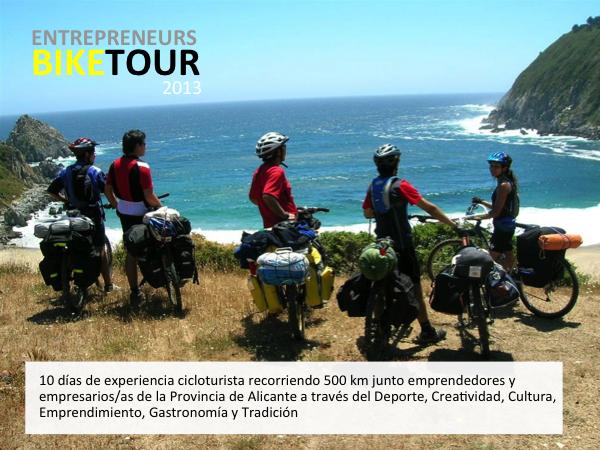 Entrepreneurs Bike Tour v2.1